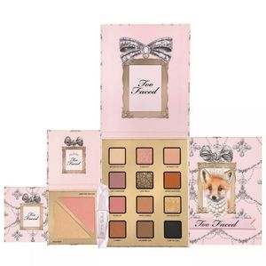 Too Faced Enchanted Beauty Foxy Neutrals M…